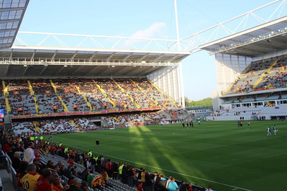 El campo original tenía forma ovalada. (Foto: Facebook/Bollaert-Delelis)
