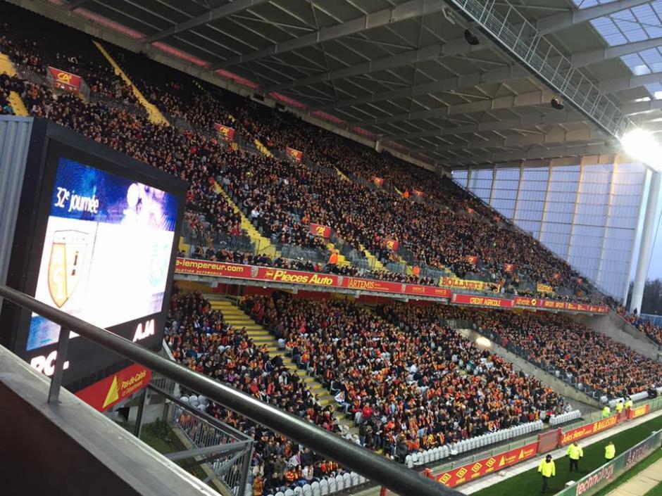 En el estadio cabe toda la población de Lens, quien cuenta con 36 mil habitantes aproximadamente. (Foto: Facebook/Bollaert-Delelis)