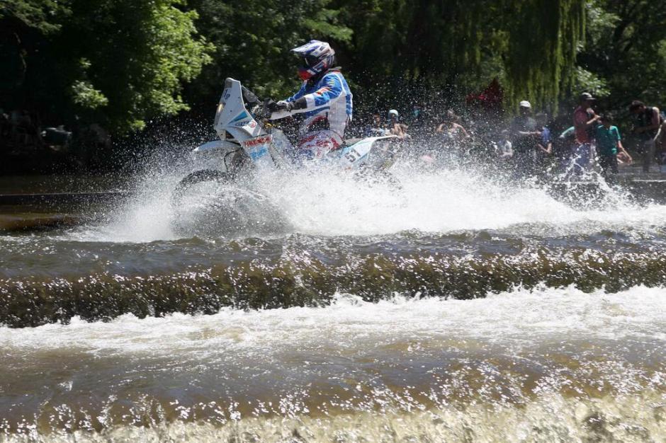 Francisco Arredondo, Rally Dakar 2014, Guatemala, KTM
