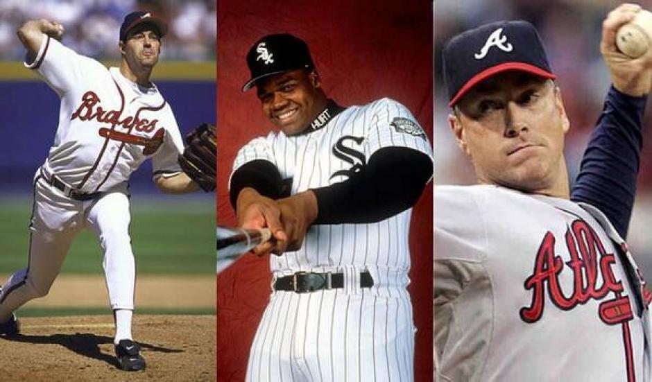 Nuevos Miembros del salón de la fama del béisbol
