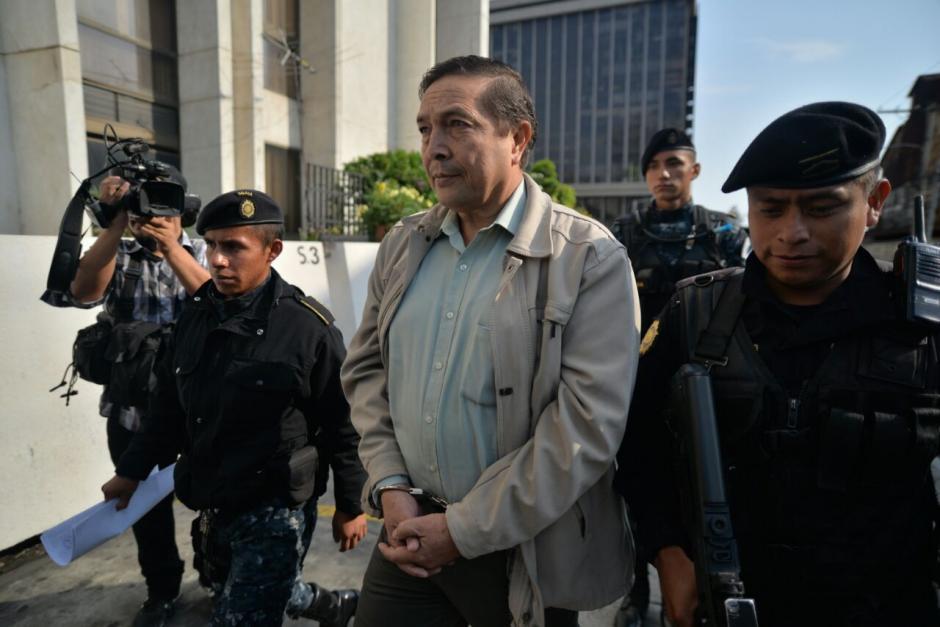 Boris Orando Navas Aguilar es sindicado de financiamiento electoral ilícito.  (Foto: Wilder López/Soy502)