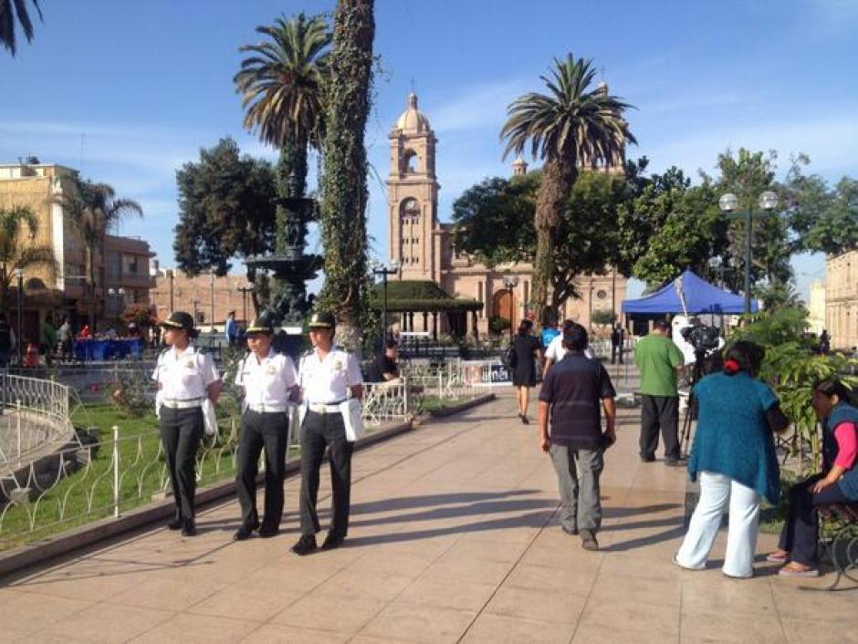 Tacna en Perú es la ciudad limítrofe /Foto:Diario Comercio
