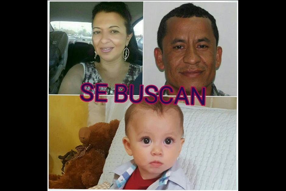 Estas son las personas con las que actualmente está el bebé, asegura Alejandra Reyes. (Foto: Facebook)