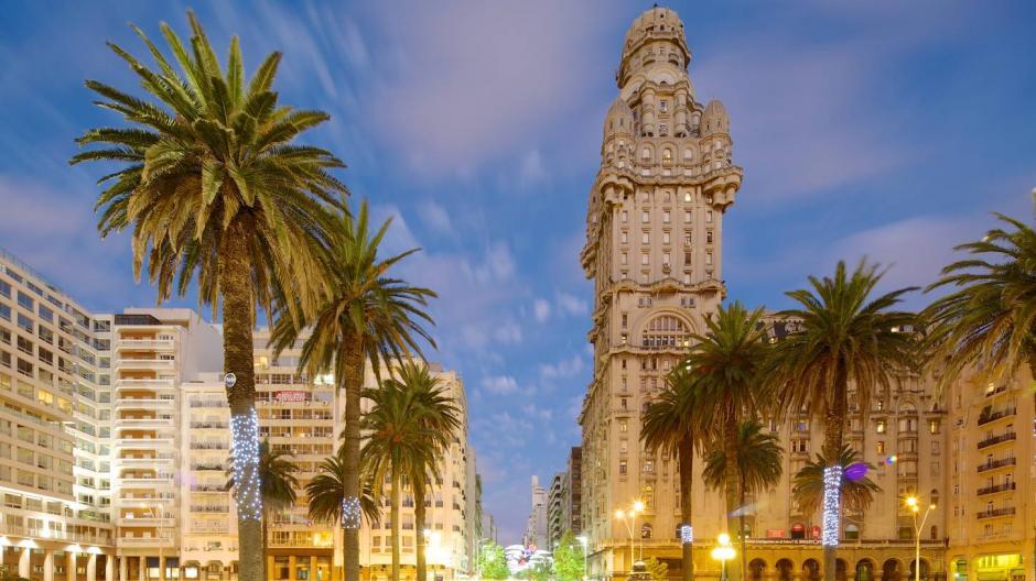 Uruguay es otro de los países a los cuales puedes ir unas semanas para estudiar uno de los cursos cortos. (Foto: expedia.com)