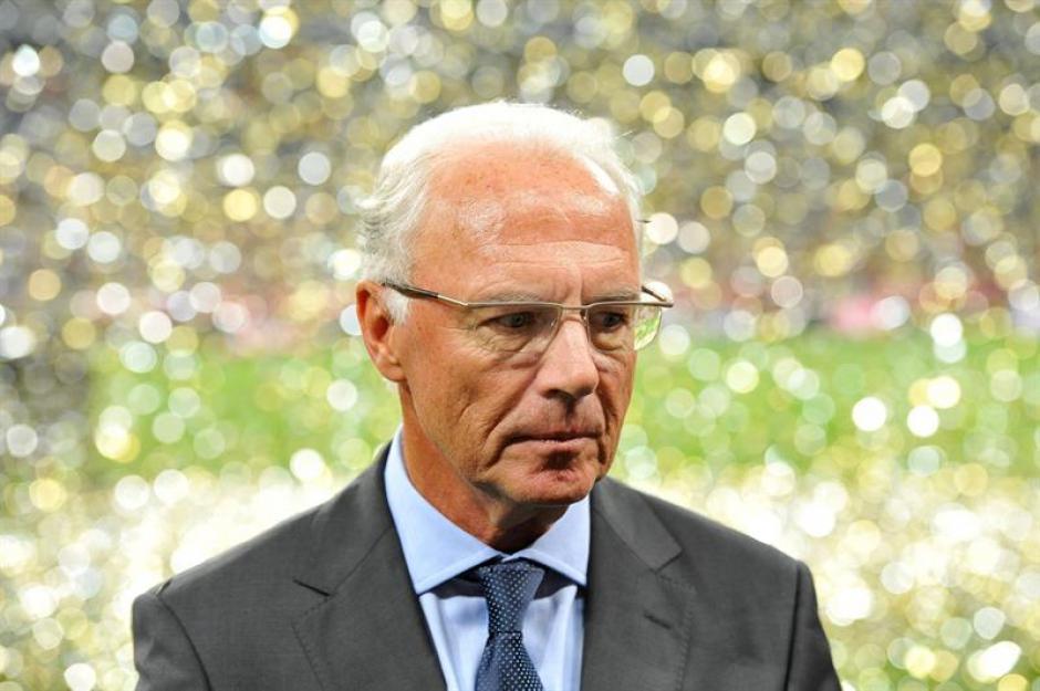 Beckenbauer foto soy502