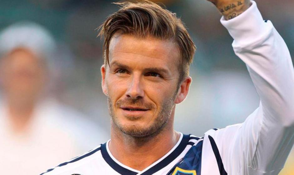 Beckham, River Plate, Argentina