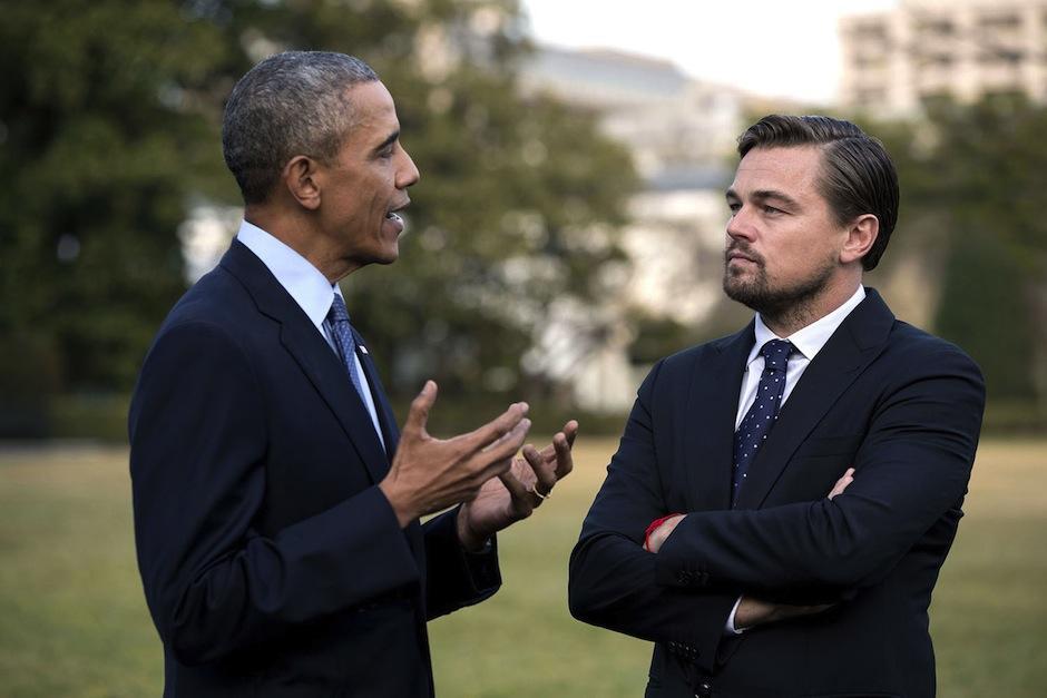 Leonardo DiCaprio nos invita a cambiar nuestros hábitos de vida. (Foto: Before the flood)