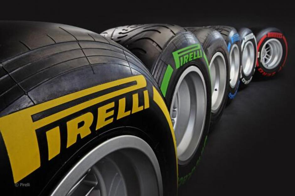 Pirelli, F1, contrato, tres años