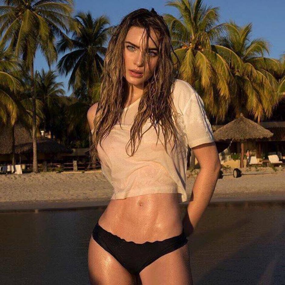 Belinda es una actriz y cantautora mexicana, nacida en España. (Foto: Facebook/Belinda)