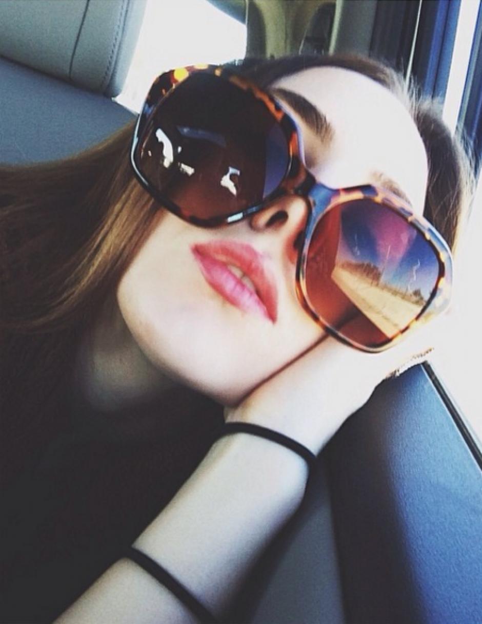 Bella es sobrina del cantante mexicano Luis Miguel. (Foto: Instagram)
