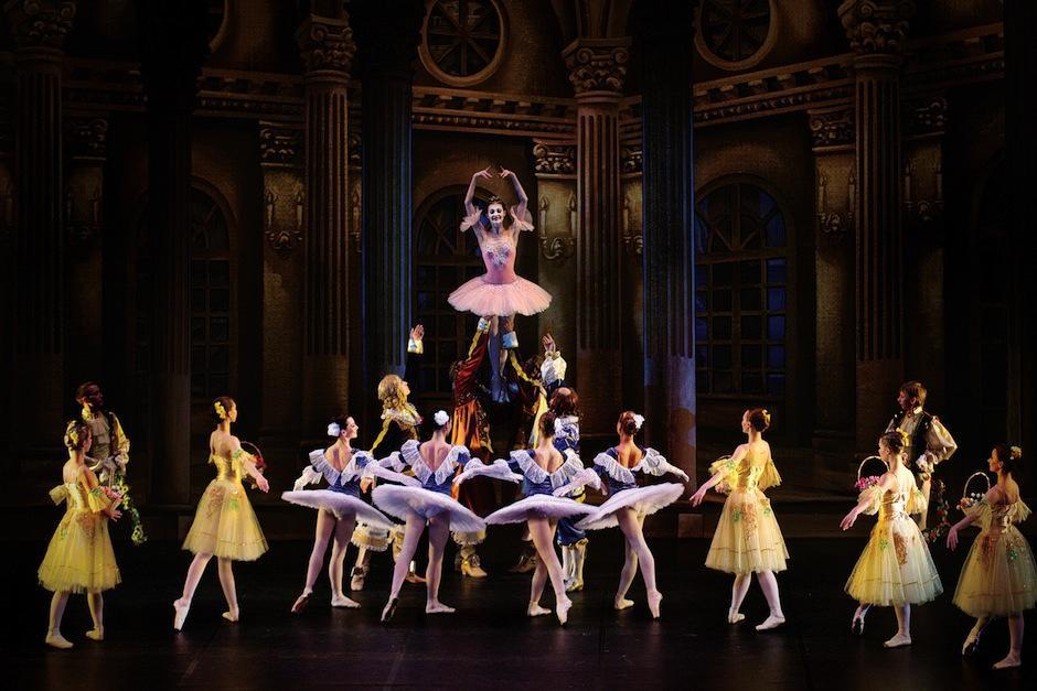La magia de los cuentos de hadas, representado en el ballet ruso. (Foto: archivo)