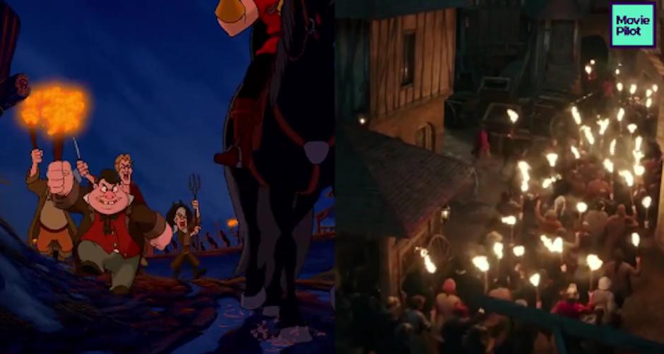 Hay escenas con un gran parecido. (Foto: Movie Pilot)