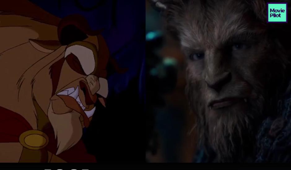 Esta comparación se está haciendo viral. (Foto: Movie Pilot)