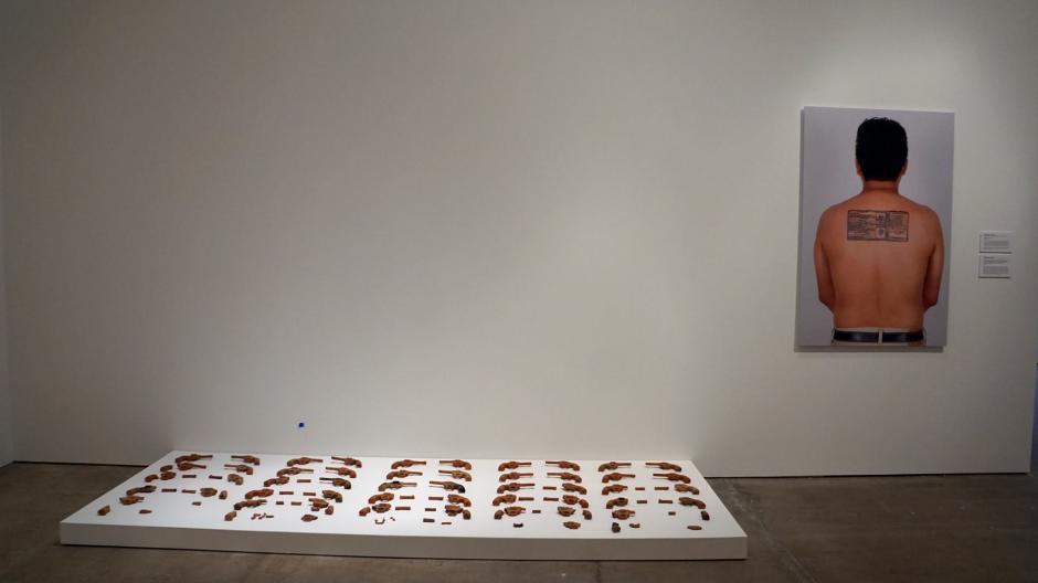 La obra del artista habla de identidad y se exhibe en importantes bienales del mundo. (Foto: Benvenuto Chavajay)