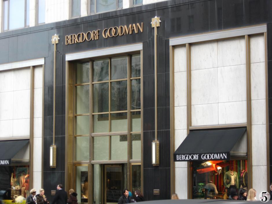 En Bergdoorf Goodman, gastó casi 54 mil dólares. (Foto: Internet)