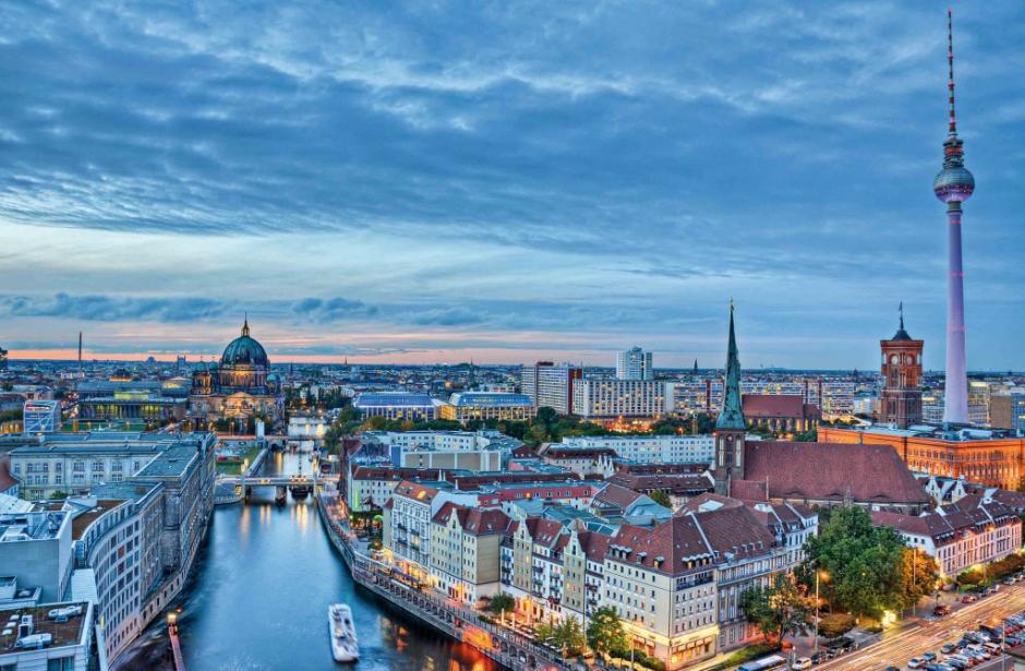 Berlín, Alemania, tiene una de las mejores ofertas académicas de Europa. (Foto: relocacionalemania.com)