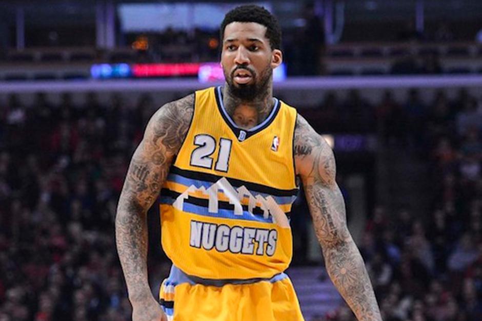 Wilson Chandler de 29 años es jugador de Denver Nuggets. (Foto: Archivo)