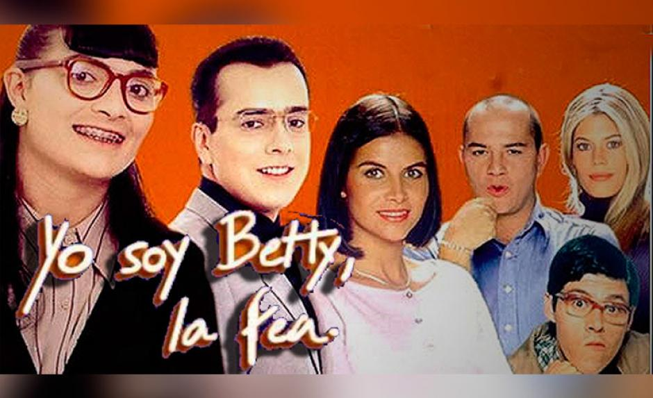 El elenco de Yo soy Betty, la fea la telenovela más vista del mundo. (Foto: Twitter)