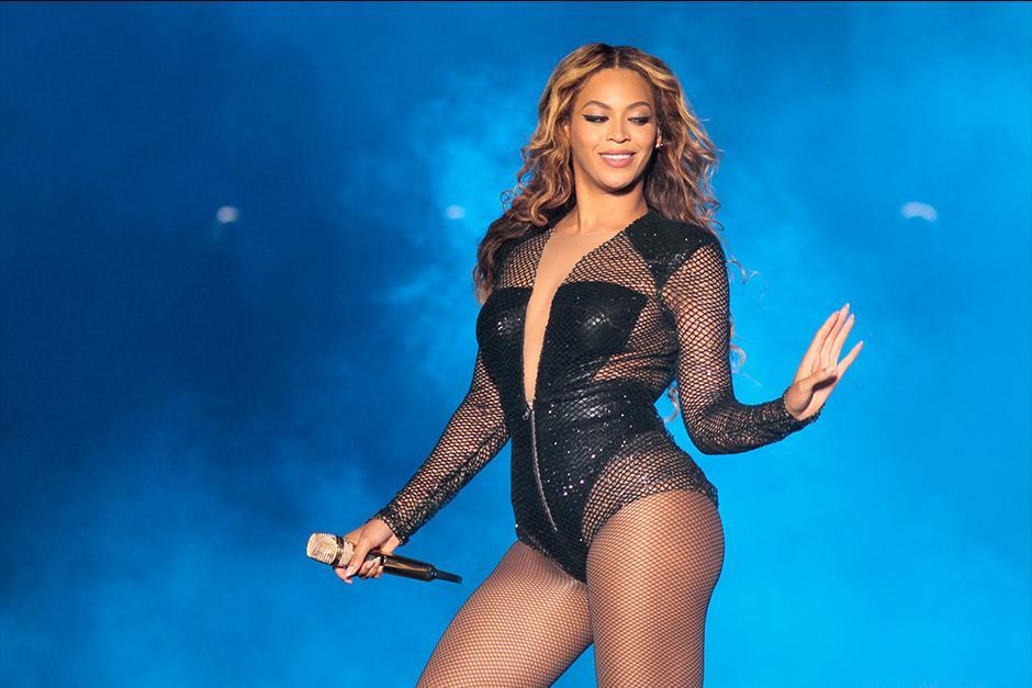 La cantante salió bien librada de un divertido incidente. (Foto: Archivo)