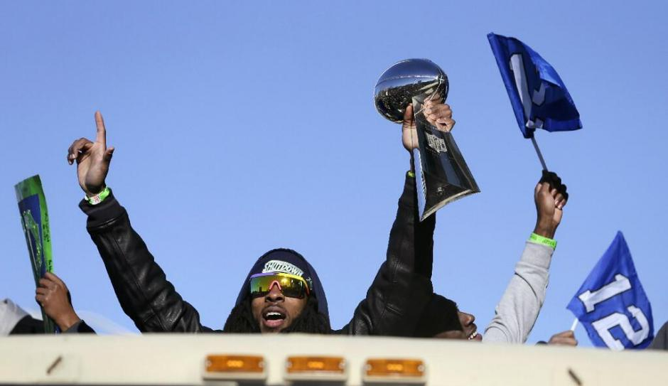 Seattle, Seahawks, NFL, Super Bowl, Parade Victory