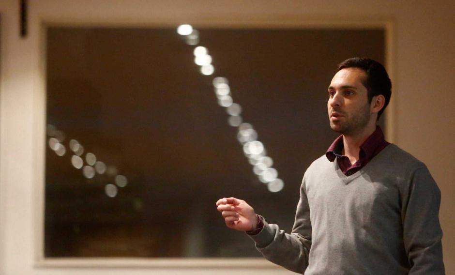 Pedro Morales viajó a Estados Unidos en 2008 para estudiar un doctorado. (Foto: Pedro Morales)