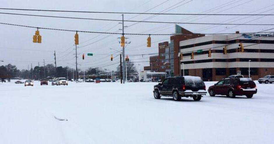 La mayoría de fallecidos por la tormenta Pax han sido por incidentes viales, debido a los efectos de la nieve en el asfalto.