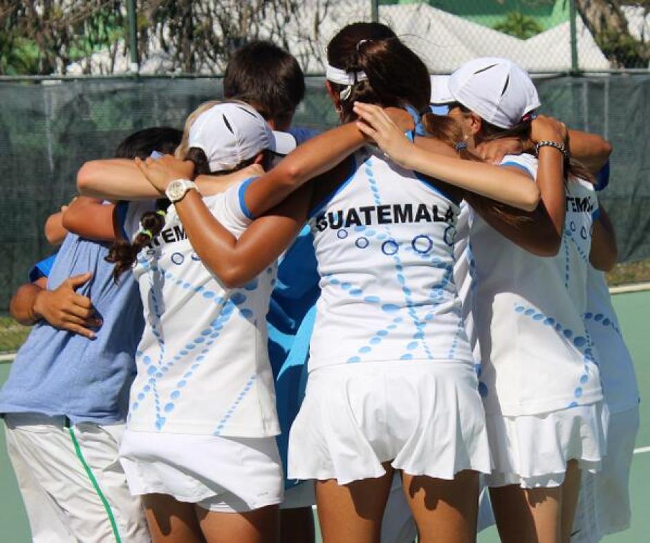 Guatemala campeón CA y Caribe de Tenis Junior