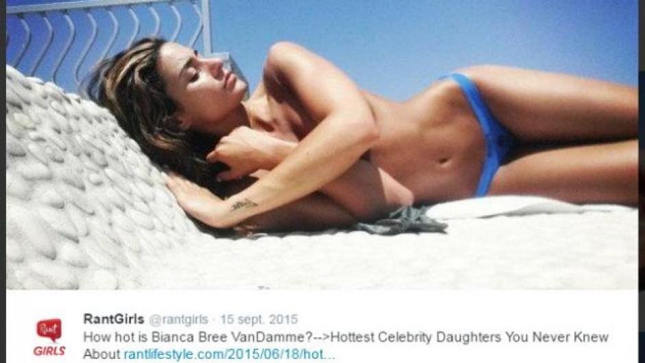 Bianca sigue ganado adeptos en redes sociales.  (Foto: Fotogramas)