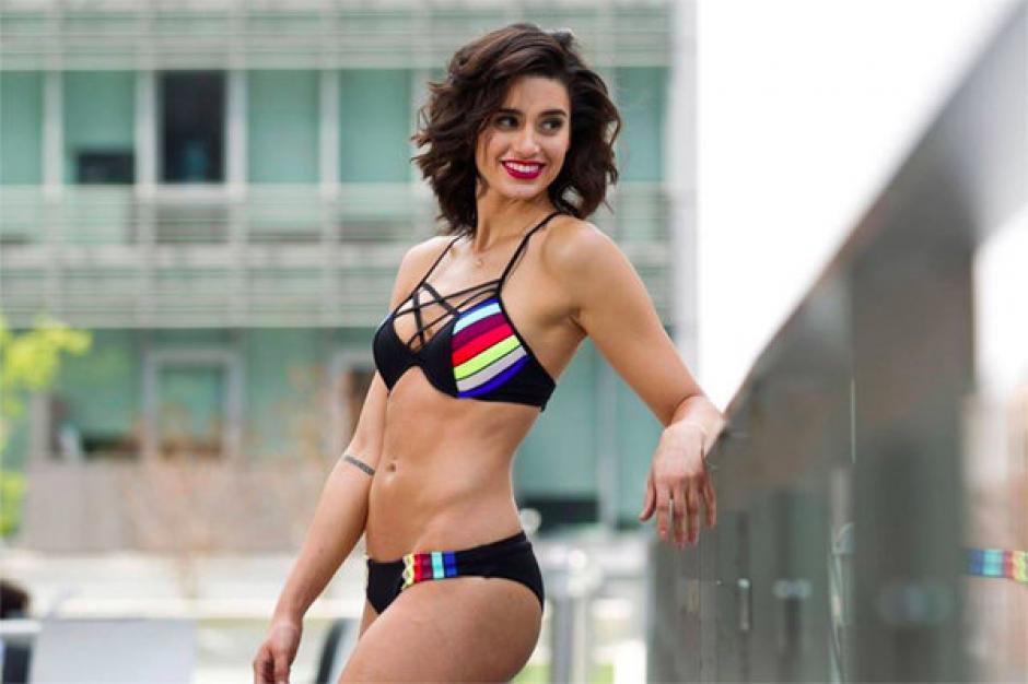 Bianca podría dedicarse al modelaje, pero prefiere la actuación y las artes marciales.  (Foto: Fotogramas)