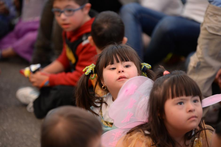 En la Fundación Margarita Tejada los niños y niñas reciben educación integral para integrarse a la sociedad. (Foto: Esteban Biba/Soy502)