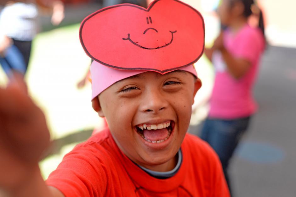 El 21 de marzo se conmemora la celebración del Día del Síndrome de Down en todo el mundo. (Foto: Esteban Biba/Soy502)