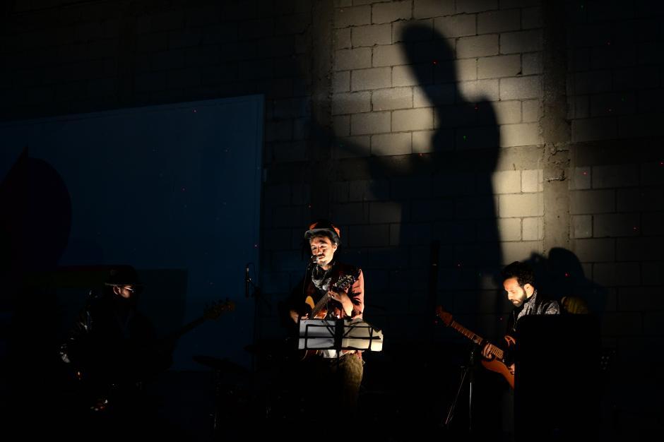 El disco está compuesto por nueve canciones. (Foto: Esteban Biba/Soy502)