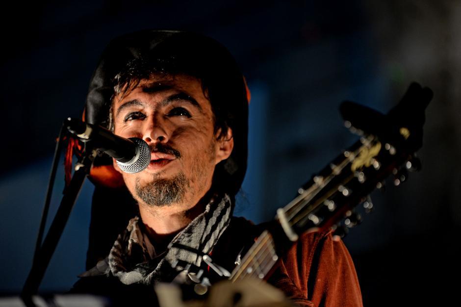 El Ishto Juevez presentó su nuevo material discográfico en la Erre. (Foto: Esteban Biba/Soy502)