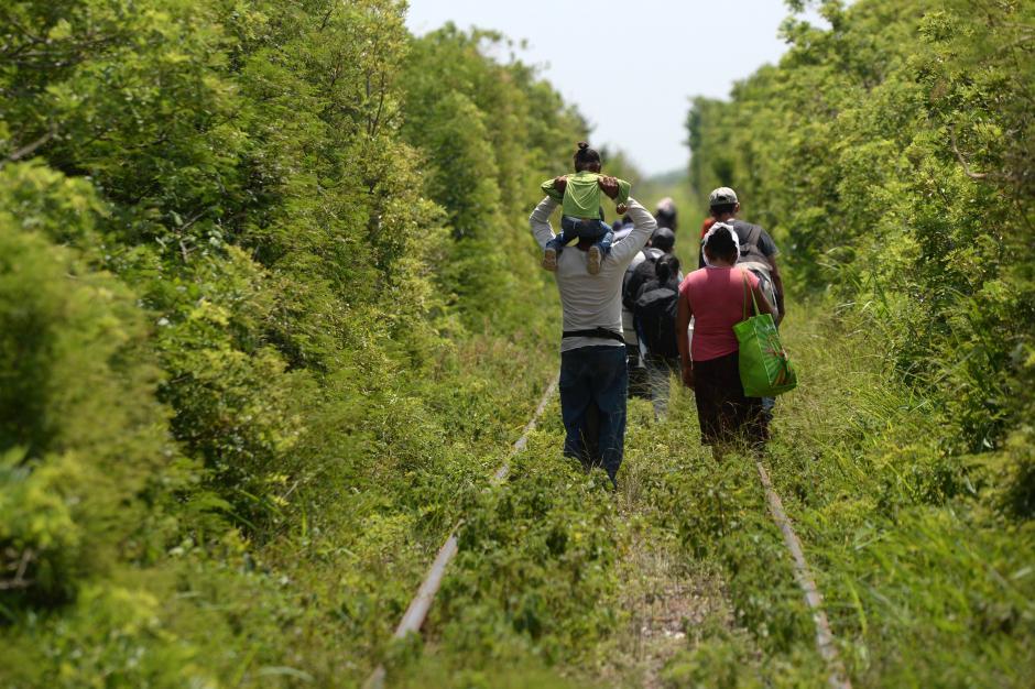 Conamigua alerta sobre un repunte en la red de coyotaje. (Foto: Archivo/Soy502)