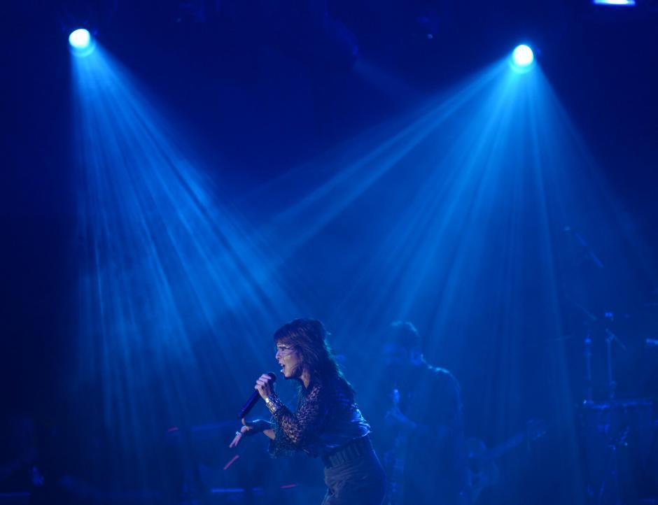 Volverte a amar, fue una de las canciones favoritas de los asistentes. (Foto: Esteban Biba/Soy502)