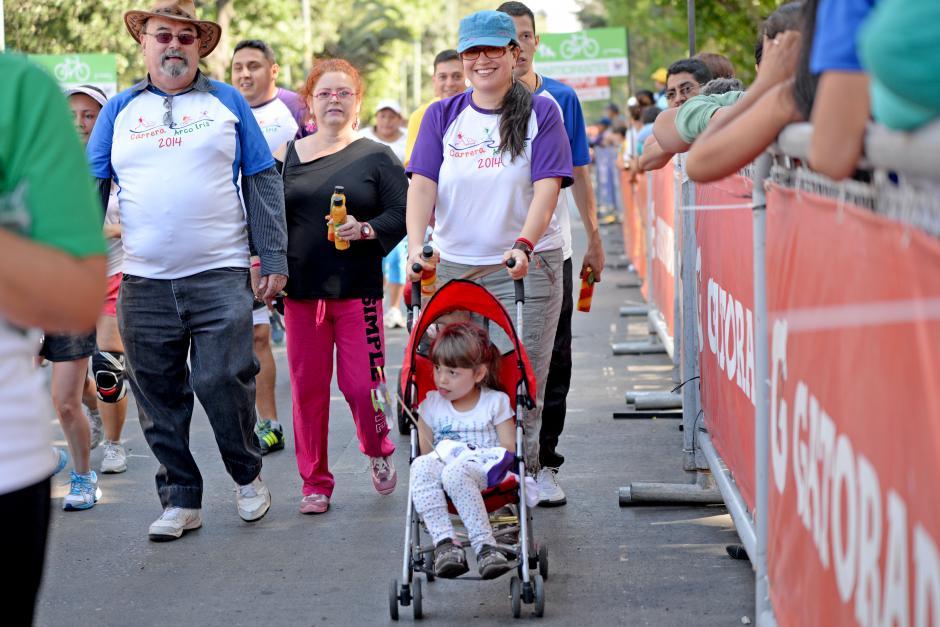 Lo recaudado en la carrera será para costear tratamientos de niños con cáncer. (Foto: Esteban Biba/Soy502)