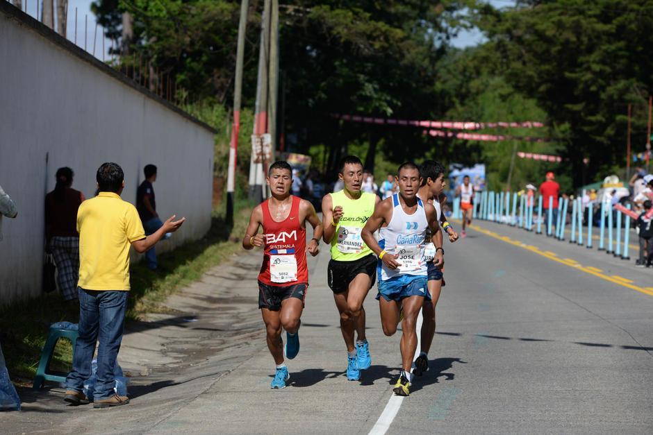 Atletas de Guatemala, Centroamérica y el mundo, compiten cada año en Cobán. (Foto: Soy502)