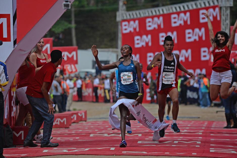 Las legiones africanas se alista para estar en el Medio Maratón de Cobán. (Foto: Soy502)