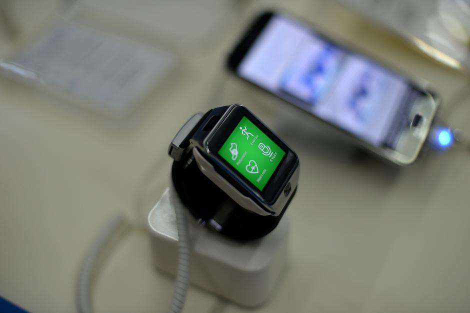 El telefóno se puede sincronizar con el Android Wear. (Foto: Esteban Biba/Soy502)