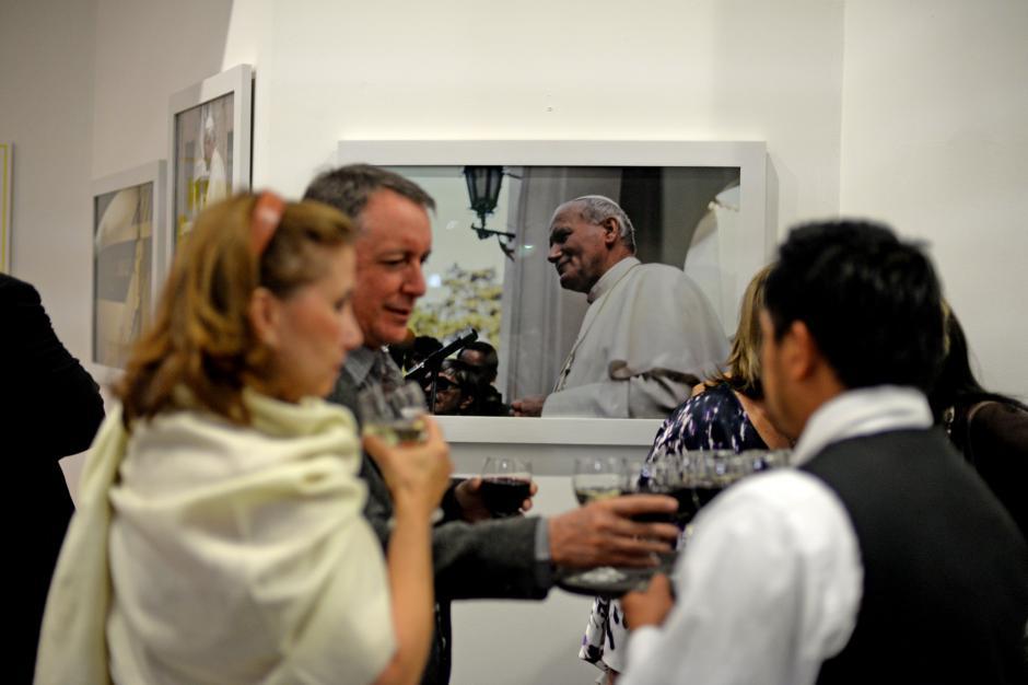 El Papa Juan Pablo II será canonizado. (Foto: Esteban Biba/Soy502)