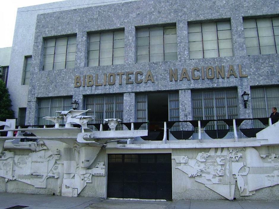 La Biblioteca Nacional Luis Cardoza y Aragón estrena sala y albergará nueva donación. (Foto: Ministerio de Cultura y Deportes)