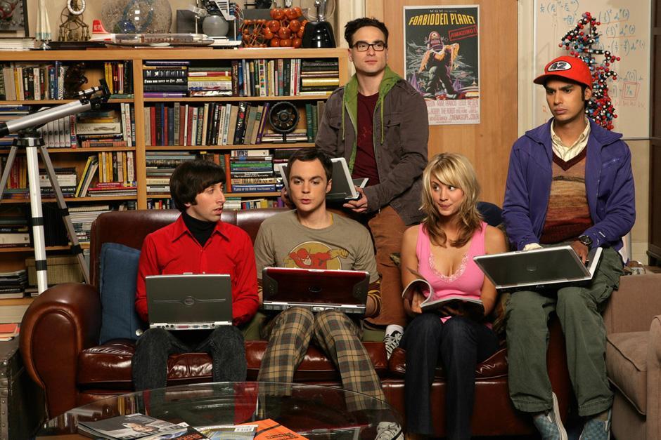 La serie The Big Bang Theory tendrá su última temporada en 2017 según la CBS