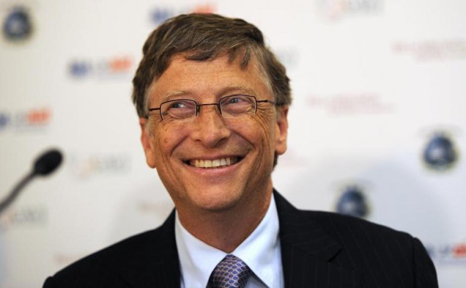 Bill Gates se mantiene en la primera posición del ranking. (Foto: Forbes)