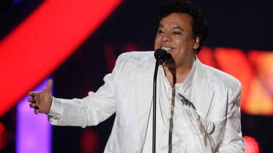 Juan Gabriel interpreto sus mejores éxitos. (Foto: elsalvador.com)