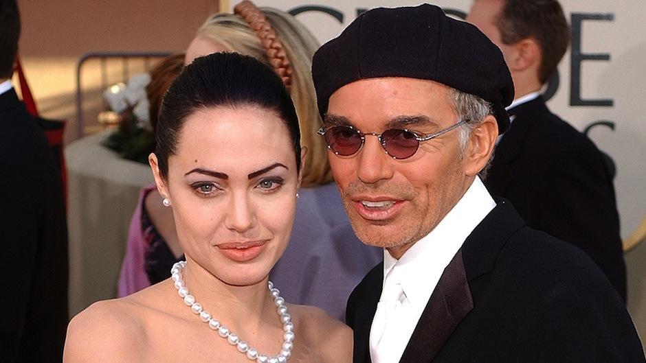 """Antes del idílico amor, """"Brangelina"""", Angelina Jolie estuvo casada con Billy Bob. (Foto: sheknows.com)"""
