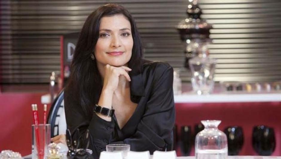 La actriz colombiana se ha caracterizado por su elegancia