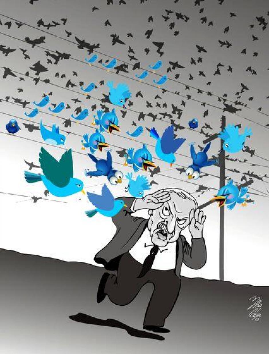 Este es uno de los memes que circulan en Twitter con el hashtag #TwitterislbockedinTurkey. (Foto: Twitter)