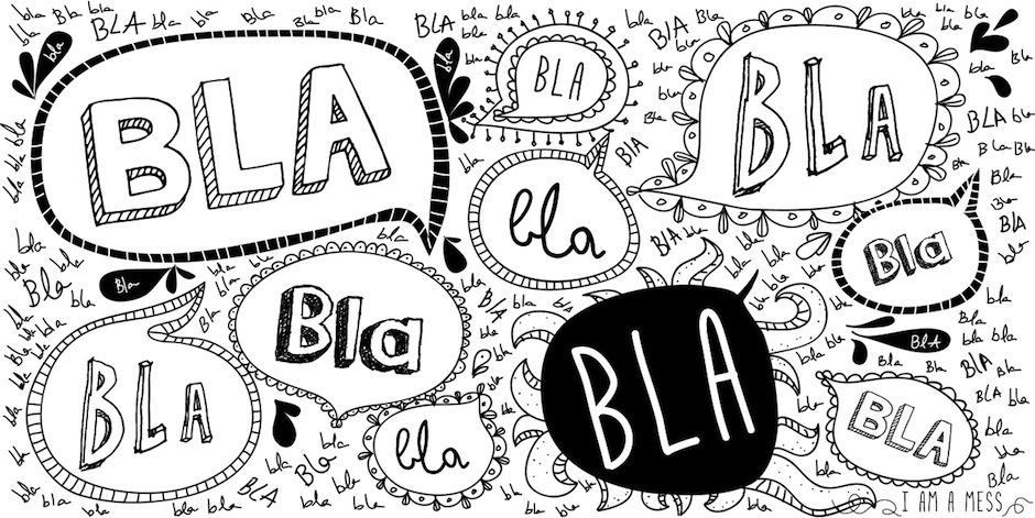 Ignorar la crítica es malo, los malos comentarios te ayudarán a examinarte. (Foto: reflexionesderincon.blogspot.com)