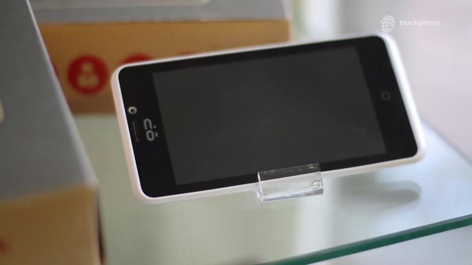 El Blackphone, un teléfono de creación española que promete privacidad completa. (Foto: Mashable)
