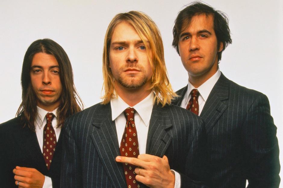 Nirvana, conformada por Dave Grohl, Kurt Cobain y Krist Novoselic, es una de las bandas más representativas de la década de los noventa y una de las pioneras del Grunge